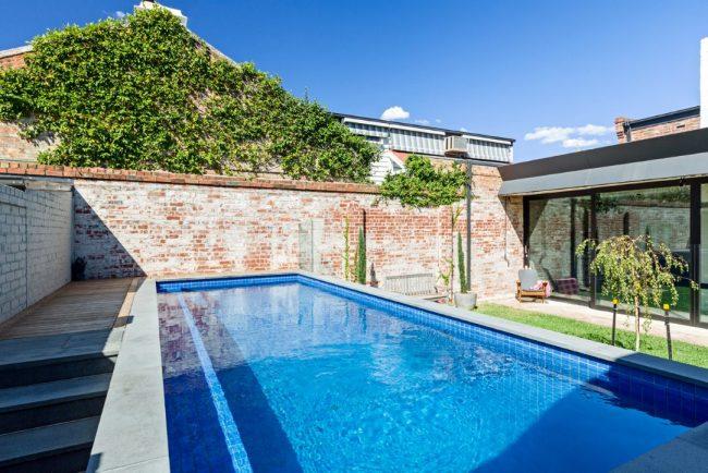 Beautiful pools in Calrton